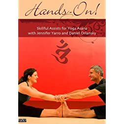 Hands-On! Skillful Assists for Yoga Asana with Jennifer Yarro & Daniel Orlansky