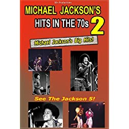 MICHAEL JACKSON'S HITS IN THE 70, Vol. 2