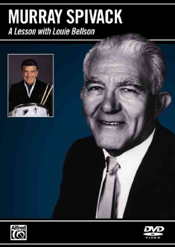 Murray Spivack: A Lesson with Louie Bellson (DVD)