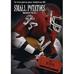 ESPN Films 30 for 30: Small Potatoes:  Who Killed The USFL?
