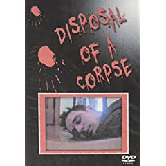 Disposal Of A Corpse
