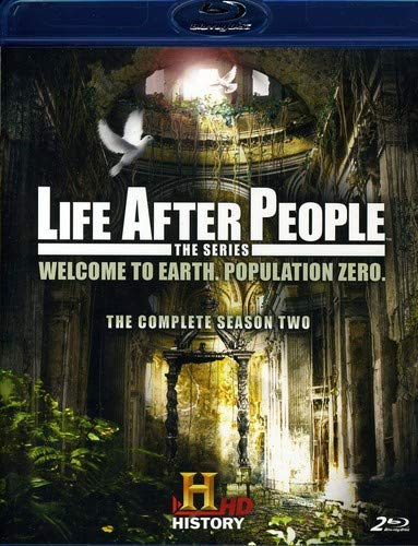 Life After People: The Complete Season Two  [Blu-ray]