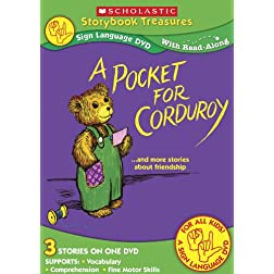 A Pocket for Corduroy (A Sign Language DVD)
