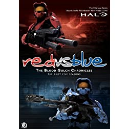 Red Vs. Blue:The Blood Gulch Chronicles:The First Five Seasons
