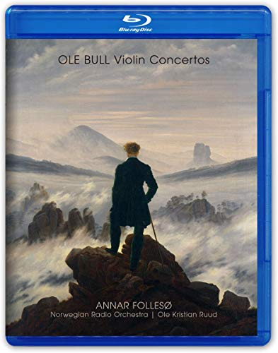 Violin Concertos (2pc) (Hybr) [Blu-ray]