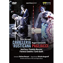 Cavalleria Rusticana / Pagliacci (Ws Sub Ac3)