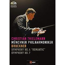Symphony No 4 / Symphony No 7 (Dts)