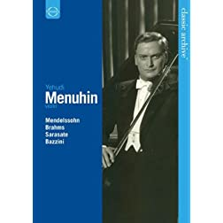 Classic Archive: Yehudi Menuhin (Full Sub)