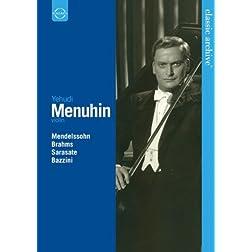 Classic Archive: Yehudi Menuhin (Full Sub)