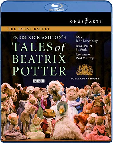 Frederick Ashton's Tales of Beatrix Potter [Blu-ray]