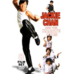 Jackie Chan & The Karate Kids 8 Film Set (2pc)