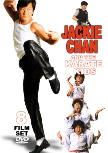 Jackie Chan & The Karate Kids 8 Film Set (2pc)