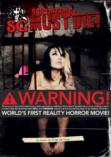 SuicideGirls Must Die! (Unrated)