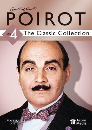 Poirot: Classic Collection Set 4