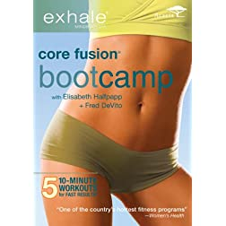 Exhale: Core Fusion - Bootcamp