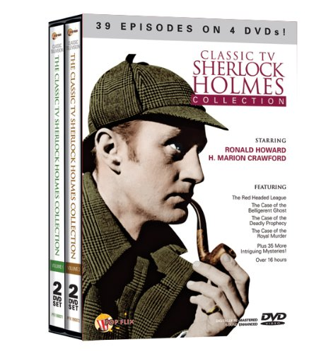 Classic TV Sherlock Holmes Collection (2pc)