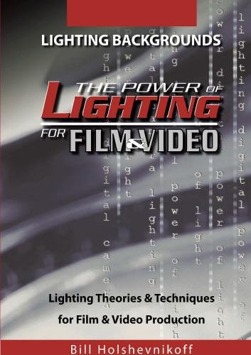Lighting Backgrounds: Power of Lighting for Film