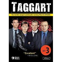Taggart Set 3