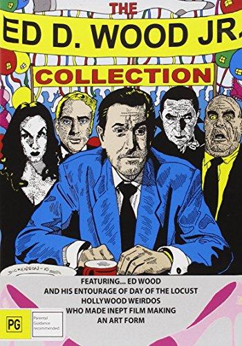 Ed D. Wood JR. Collection