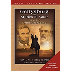 Gettysburg and Stories of Valor Public Television Edition