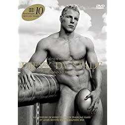 Dieux du Stade 2010 DVD Making the Calendar
