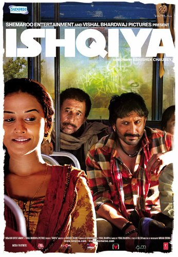 Ishqiya (New Hindi Movie / Bollywood Film / Indian Cinema DVD)