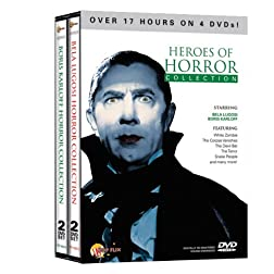 Heroes of Horror Collection (2pc)