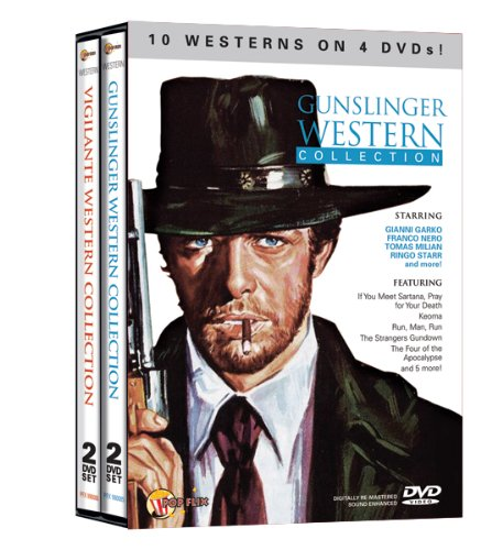 Gunslinger Western Collection (2pc)