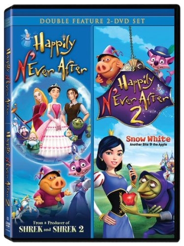 Happily N'Ever After/Happily N'Ever After 2: Snow White