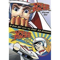 Speed Racer Vol 1 & 2