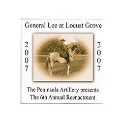 General Lee at Locust Grove 2007
