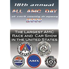 18th Annual All AMC Day at Cecil County Dragway