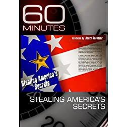 60 Minutes - Stealing America's Secrets (February 28, 2010)