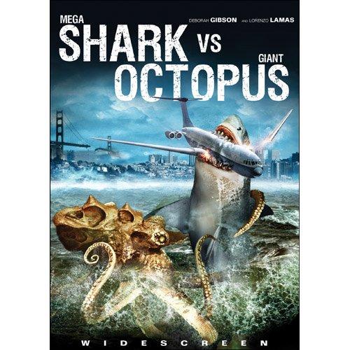 Mega Shark vs Giant Octopus with Bonus Digital Copy Included