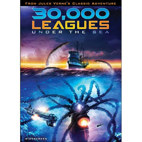 30,000 Leagues Under the Sea with Bonus Digital Copy Included
