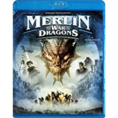 Merlin & The War of the Dragons [Blu-ray]