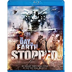 The Day the Earth Stopped [Blu-ray]