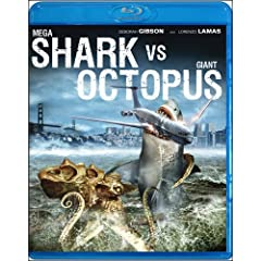 Mega Shark vs. Giant Octopus [Blu-ray]
