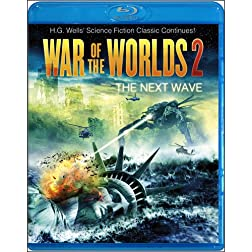 War of the Worlds 2: The Next Wave [Blu-ray]