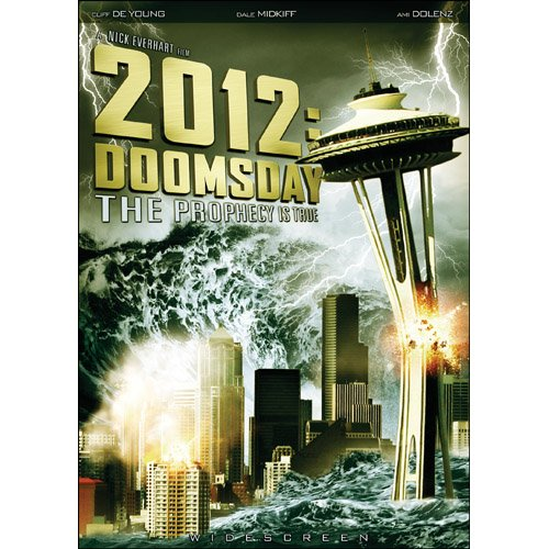 2012: Doomsday with Bonus Digital Copy Included