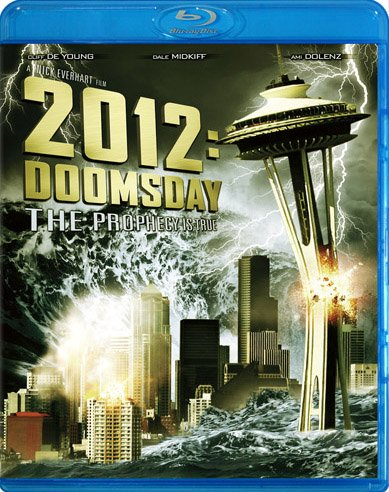 2012: Doomsday [Blu-ray]