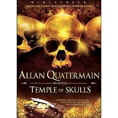 Allan Quatermain & The Temple of Skulls
