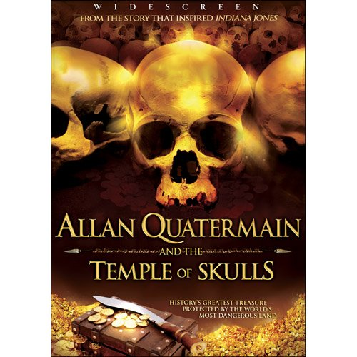 Allan Quatermain & The Temple of Skulls