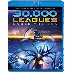 30,000 Leagues Under the Sea [Blu-ray]