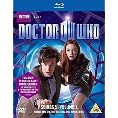 Doctor Who: Fifth Season 1 [Blu-ray]