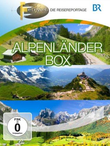 BR-FERNWEH: Alpenlander-Box