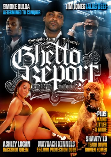 The Ghetto Report DVD (Vol.2)