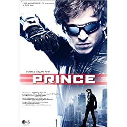Prince (New Thriller Hindi Film / Bollywood Movie / Indian Cinema DVD)