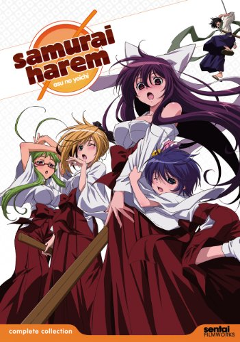 Samurai Harem: Complete Collection (2pc) (Ws)