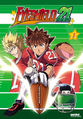 Eyeshield 21: Collection 1 (2pc) (Ws Sub Dol)